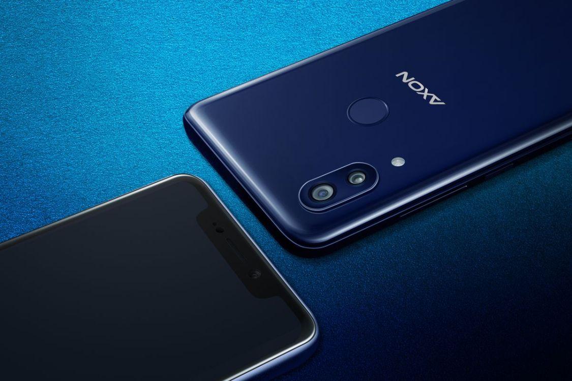 ZTE visar upp Axon 9 Pro
