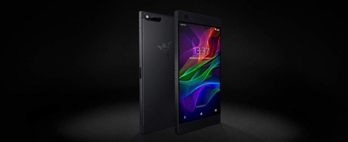 Ny läcka avslöjar flera specifikationer för Razer Phone 2