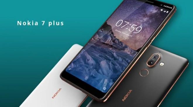 Nokia 7 Plus erhåller Digital Wellbeing