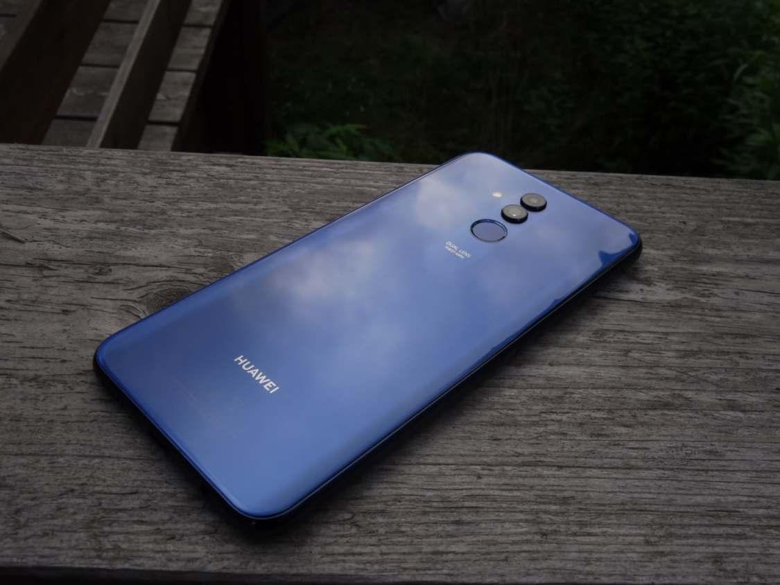 Första intrycket: så är Huawei Mate 20 Lite