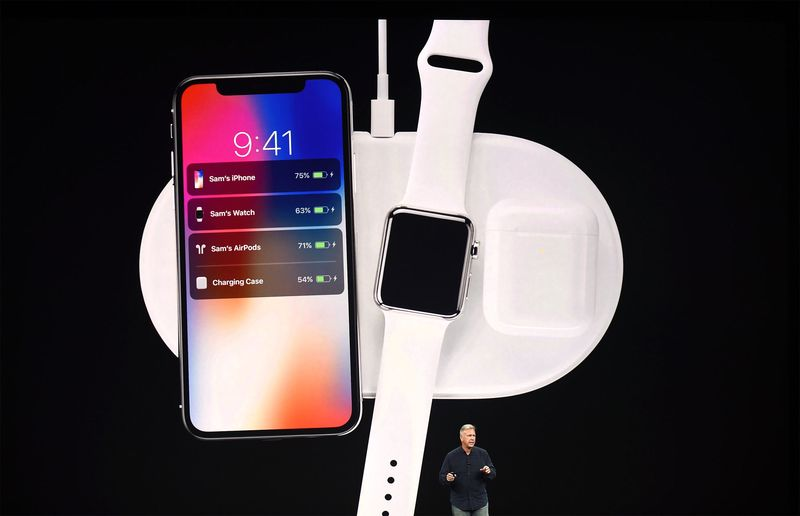 Apple skrotar den trådlösa laddaren Airpower