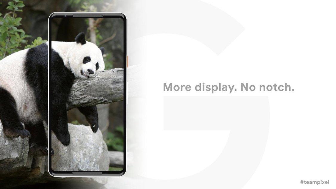 Så här skulle Pixel 3 XL ha sett ut enligt mig!