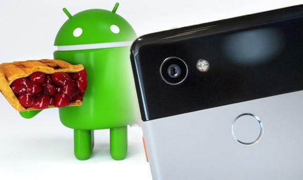 Hur upplevs Google Pixel 2 XL med Android 9 Pie?