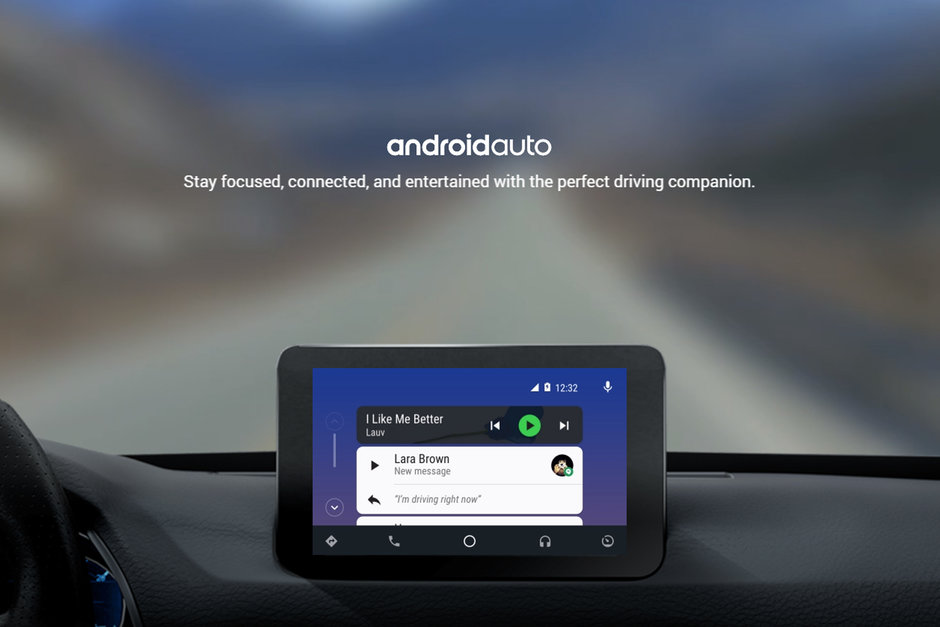 Ny version av Android i bilar 2021