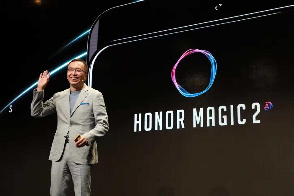 Honor Magic 2 presenteras 26 oktober