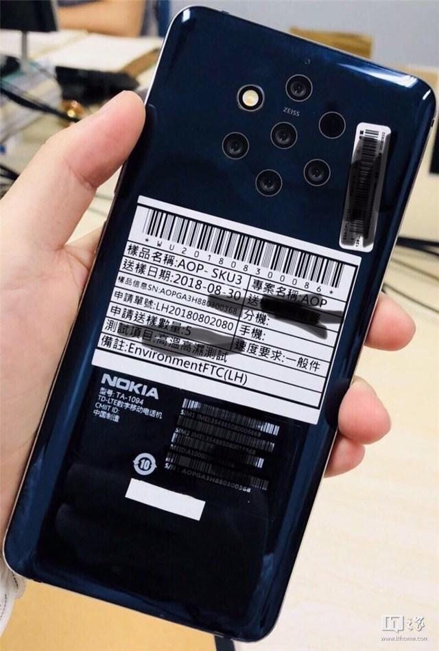 Skarpare bild på Nokia 9