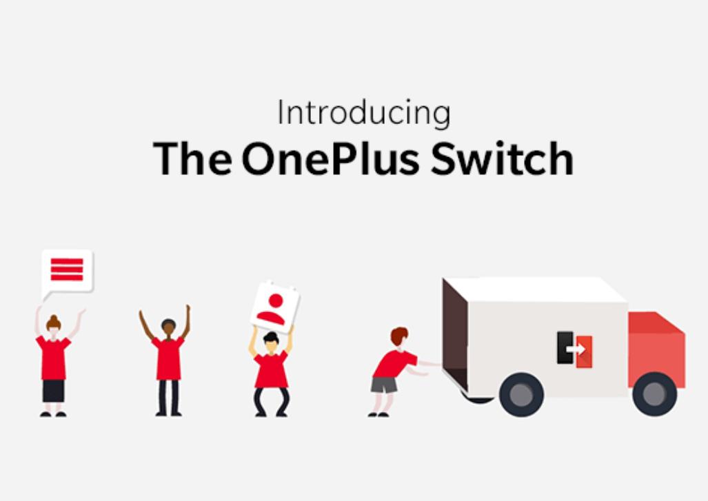 OnePlus Switch uppdateras!