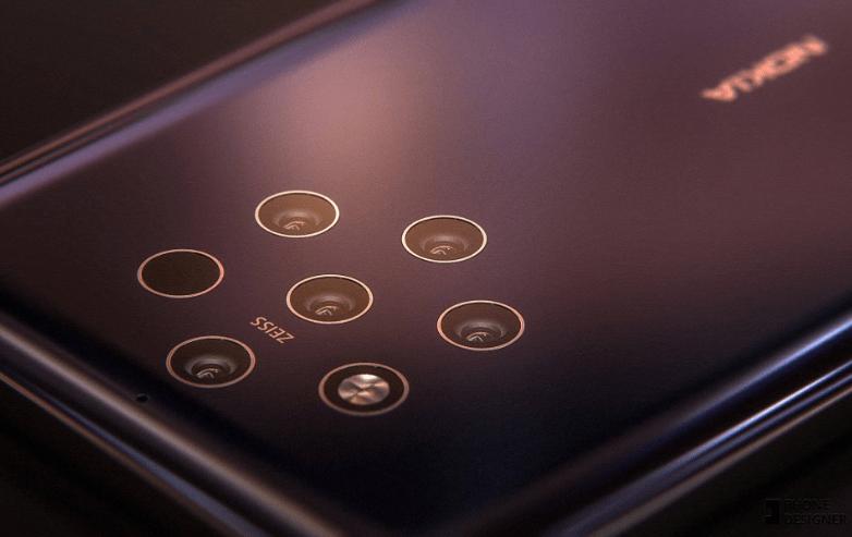 Ny bild på Nokia 9