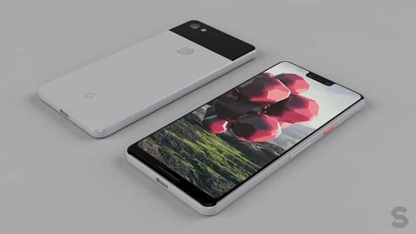 Ny bild publiceras på Pixel 3 XL
