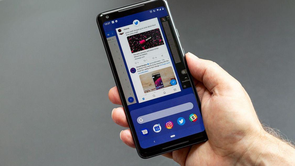 Android 9 Pie saknas fortfarande från Android-tårtan
