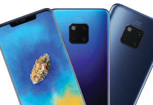 Huawei releases new teaser for the Mate 20 event