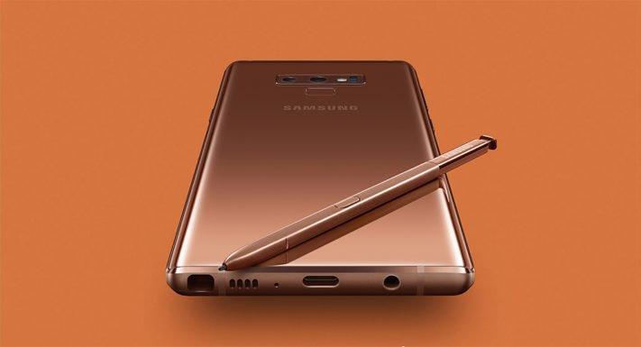 Samsung jobbar på funktion för att deaktivera Bixby-knappen i Galaxy Note 9
