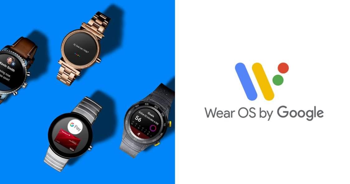 Google Assistent dyker upp i Wear OS-appen