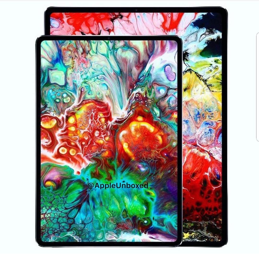 Så här ser höstens kommande iPad Pro ut!