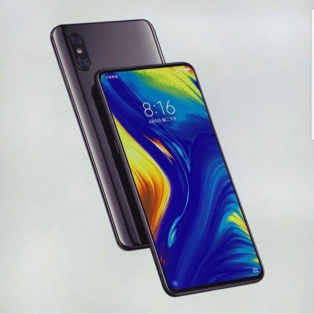 Ny bild publicerats på Xiaomi Mi Mix 3