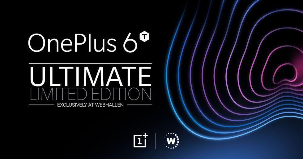 Nu ska OnePlus Ultimate Limited Edition finnas att köpa