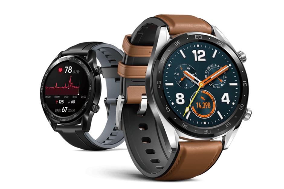 Huawei Watch GT kommer till Sverige, kostar från 2590 kronor