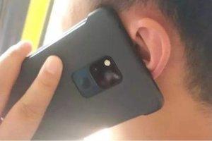Är det här gamingmobilen Huawei Mate 20X?