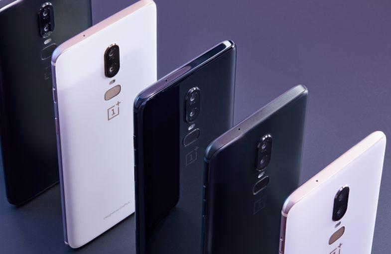 OnePlus 6 erhåller Beta 6