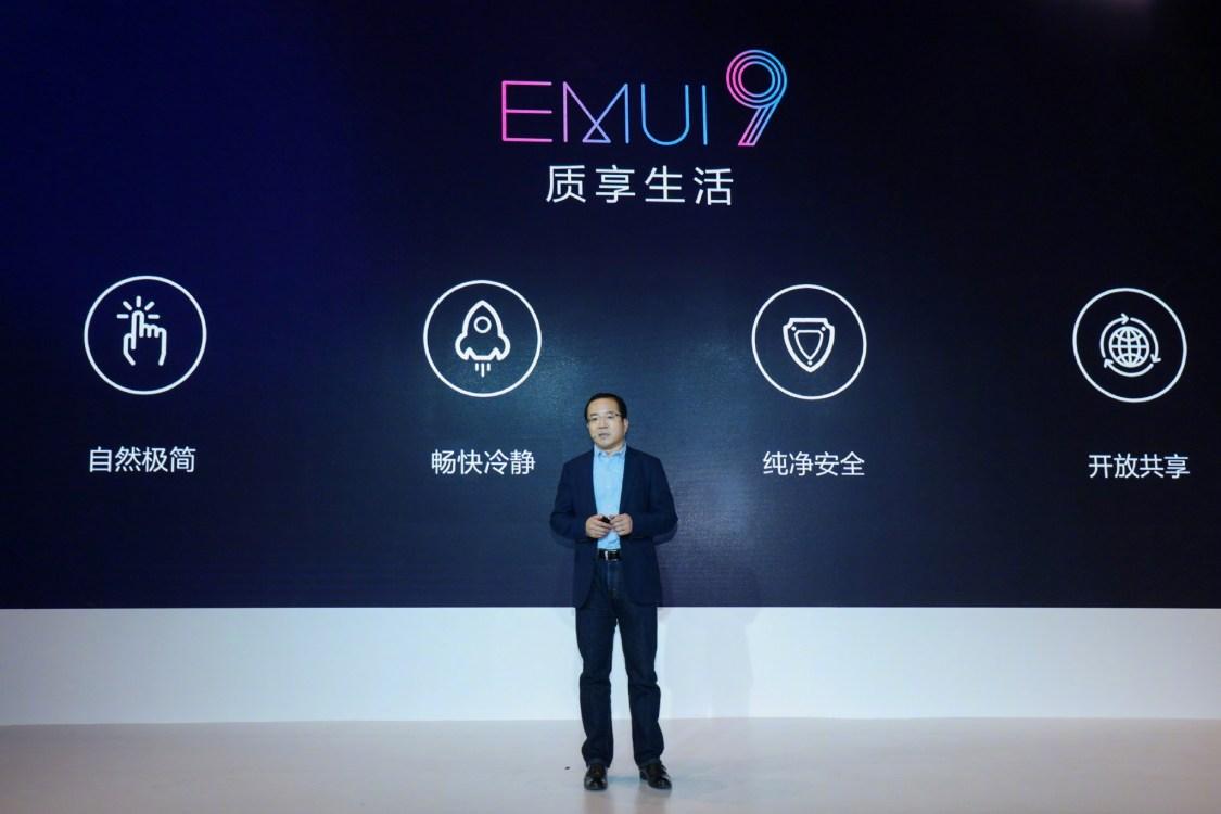 Huawei öppnar upp betaprogram för EMUI 9