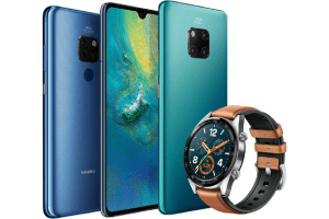 Ännu en video läcker ut på Huawei Mate 20