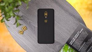 Dbrand avslöjar baksidan på OnePlus 6T – saknar fingeravtrycksläsare