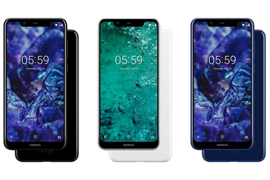 Nokia 5.1 Plus erhåller Android 9 Pie i slutet av 2018