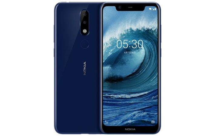 Nokia 5.1 Plus erhåller ny uppdatering för buggfixar