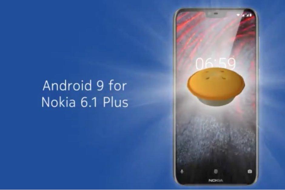 Nu kan du testa Android 9 Pie på Nokia 6.1