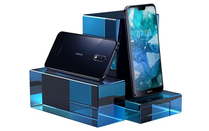Nokia 7.1 kan köra Android 9 när den släpps på den svenska marknaden