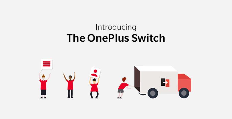 OnePlus Switch uppdateras