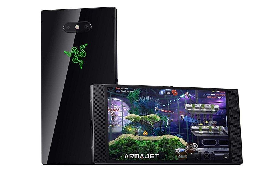 Ny pressbild på Razer Phone 2