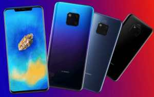 Huawei fortsätter teasa Mate 20 Pro
