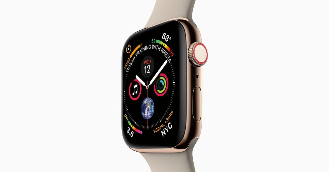 Apple Watch Series 4 drabbad av allvarlig bugg!