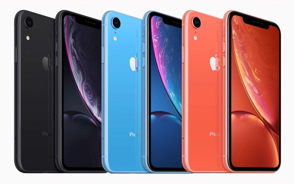 Apple har gjort en Sony med iPhone XR