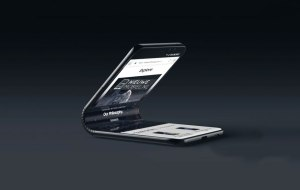 Samsung hypar inför Galaxy F1, presenteras nästa månad
