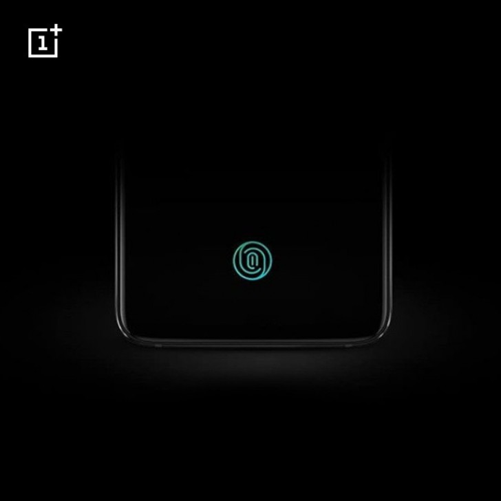 """OnePlus bekräftar fingeravtrycksläsare under displayen i """"6T"""""""