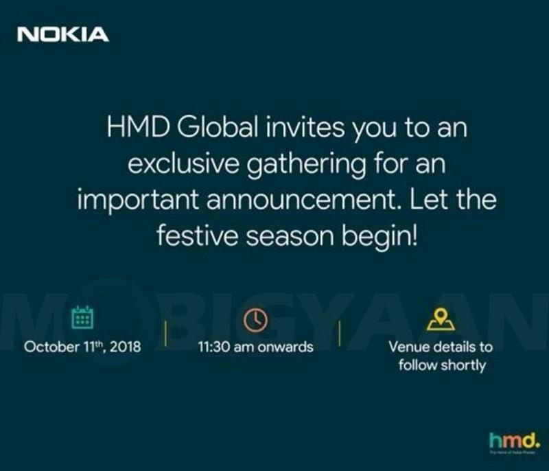 Nokia 9 kan komma att visas upp 11 oktober