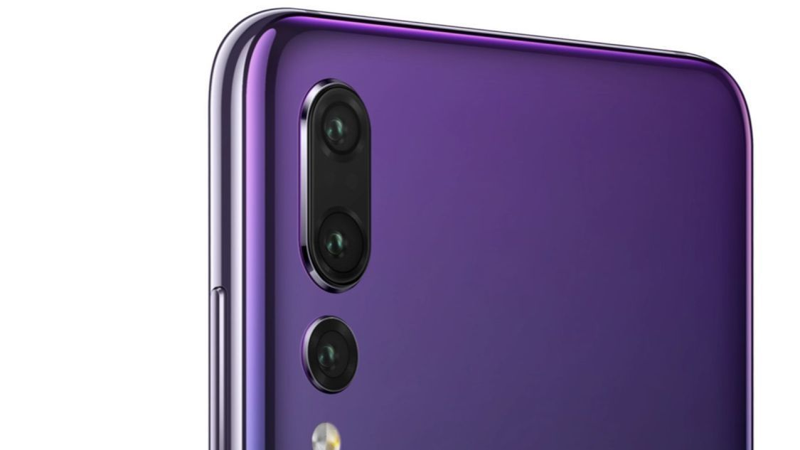Huawei P20 Pro erhåller Android 9.0 Pie i Europa