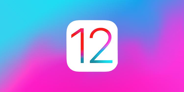 Apple släpper iOS 12.0.1
