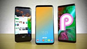 Nu kan du beta-testa Android 9 Pie på Galaxy S9, S9+ och Note 9