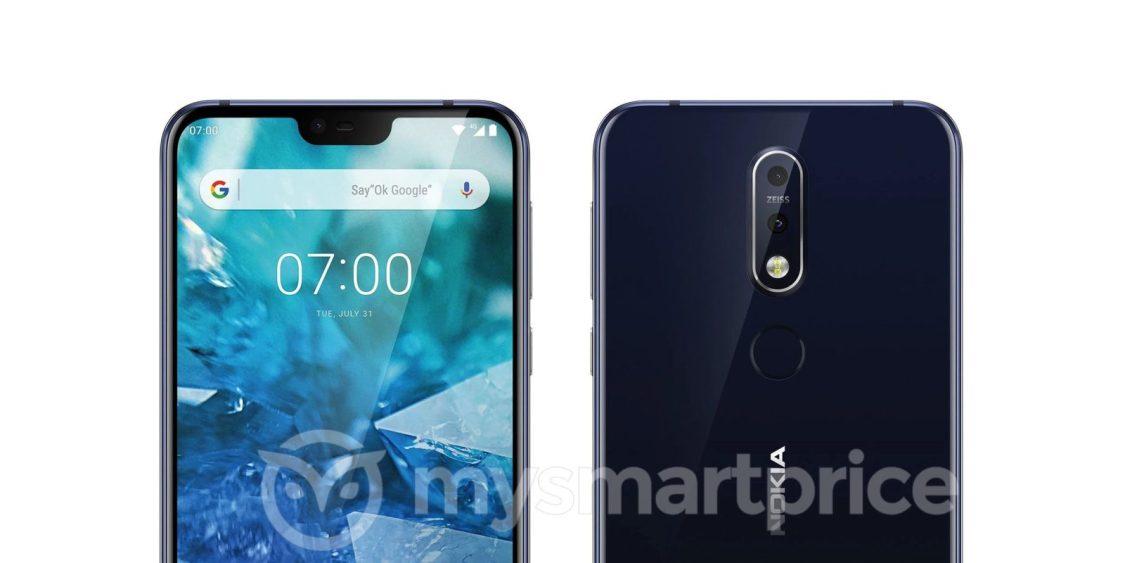 HMD Global kommer visa upp Nokia 7.1 Plus i övermorgon