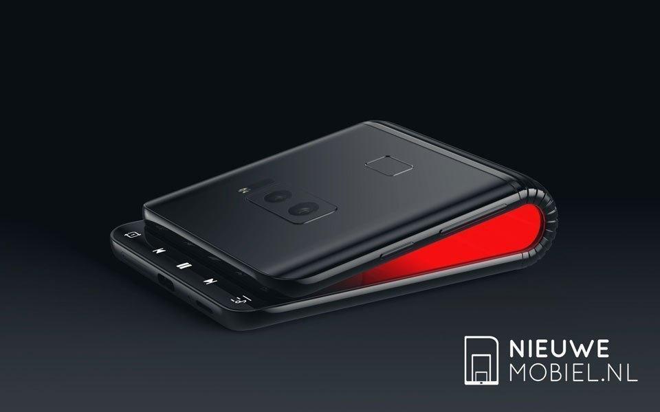 Samsung Galaxy Note 10 ser ut att få en böjbar 6,66 tumsskärm med 4K-upplösning