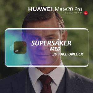 """Huawei påstår återigen att Mate 20 Pro är """"Supersäker"""" – trots att man inte åtgärdat den allvarliga buggen"""