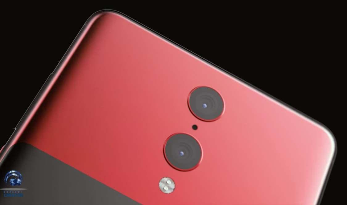Kommer Google Pixel 4 Ultra se ut såhär?