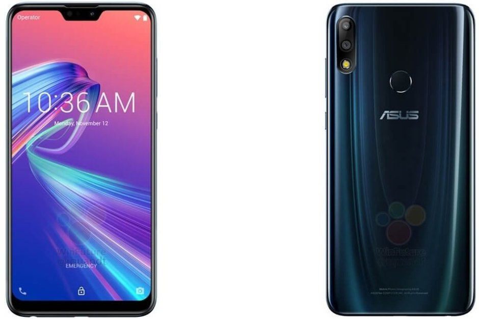 ASUS ZenFone Max Pro M2 läcker ut på nätet!