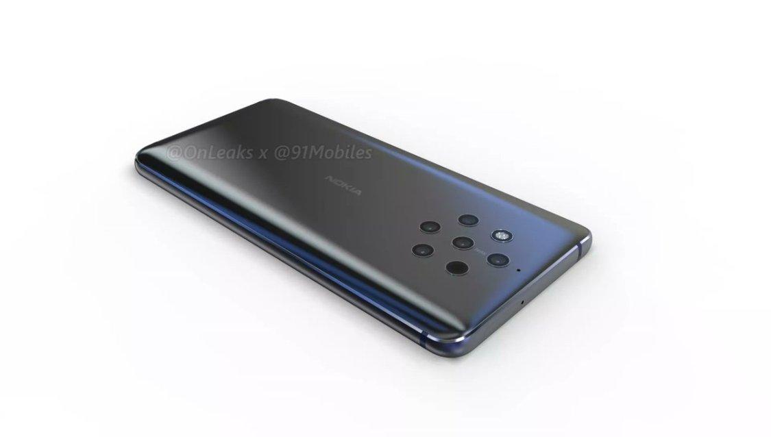 Ny bild dyker upp på Nokia 9 PureView