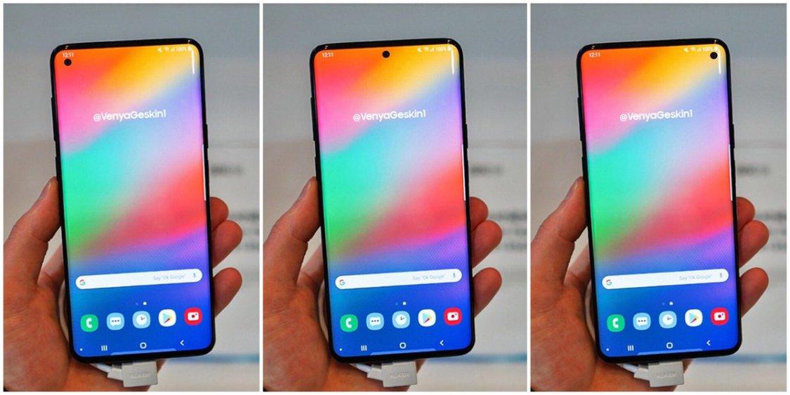Det här är troligtvis Samsung Galaxy S10