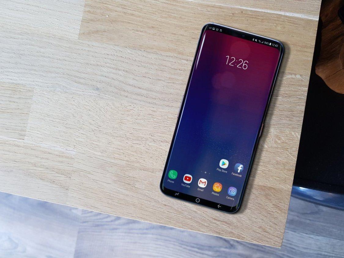 Skärmskydd till Samsung Galaxy S10 läcker ut!