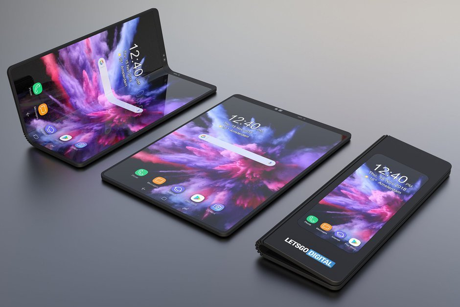 Samsungs mobildivision krisar -hoppas på Galaxy S10 och Galaxy F1!